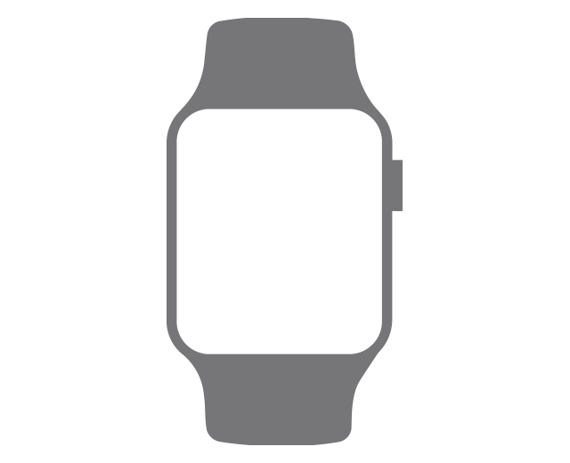 6. Apple Watch Series 3 – 38 mm – Silver