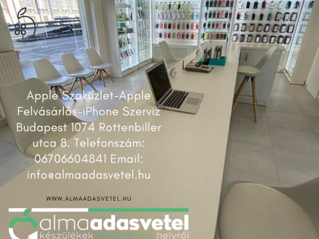 iPhone készülékek felvásárlása! Eladnád Apple termékedet? Mi megvásároljuk készülékedet még a mai nap során!