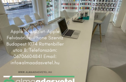 iPad készülékek felvásárlása Budapesten! Termékét megvásároljuk a lehető legmagasabb áron még a mai nap során!