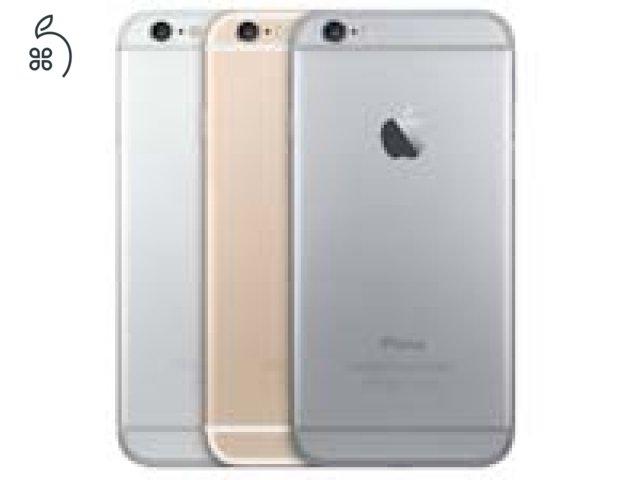 Árzuhanás iPhone 6 hátlap csere a legjobb áron (iSzerelés)
