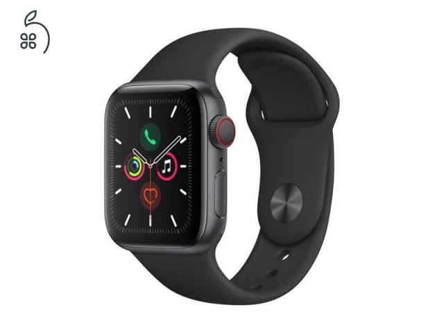 APPLE WATCH SERIES 5 40MM WIFI + CELLULAR SPACE GRAY