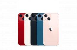 iPhone 13 Mini összes tárhely és szín ** bontatlan, gyári független ** Készleten limitáltan