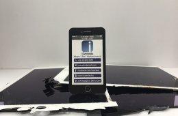 iPad 1,2,3,4  LCD/érintőüveg csere kedvező áron (iSzerelés.hu)