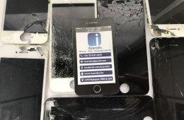 iPhone 5C kijelző csere azonnal, garanciával (iSzerelés.hu)