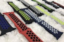 Apple Watch Nike 42/44 mm szíj többféle színben és fazonban(iSzerelés.hu)