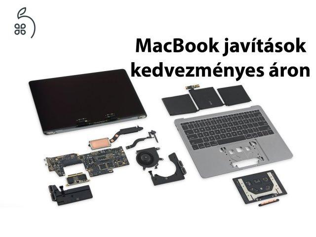 MacBook gépek teljes körű javítása! (iSzerelés.hu)