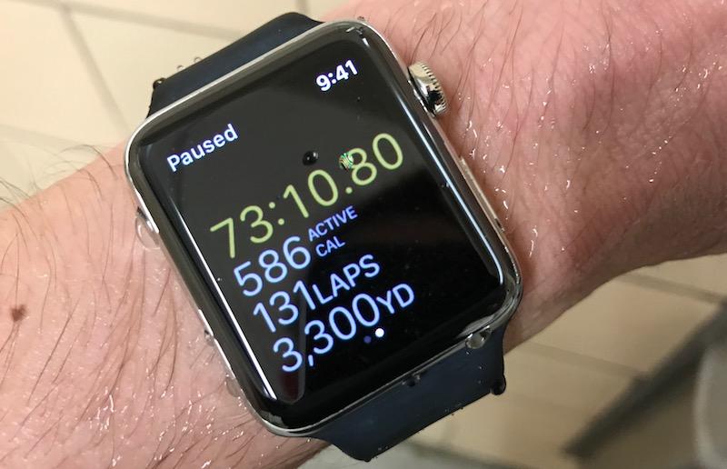 Apple Watch 2: Egy úszó szemszögéből