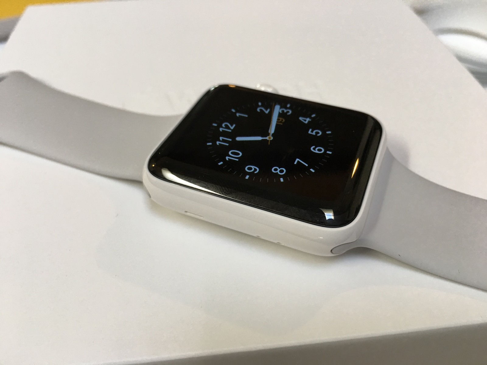 Apple Watch Ceramic Edition teszt