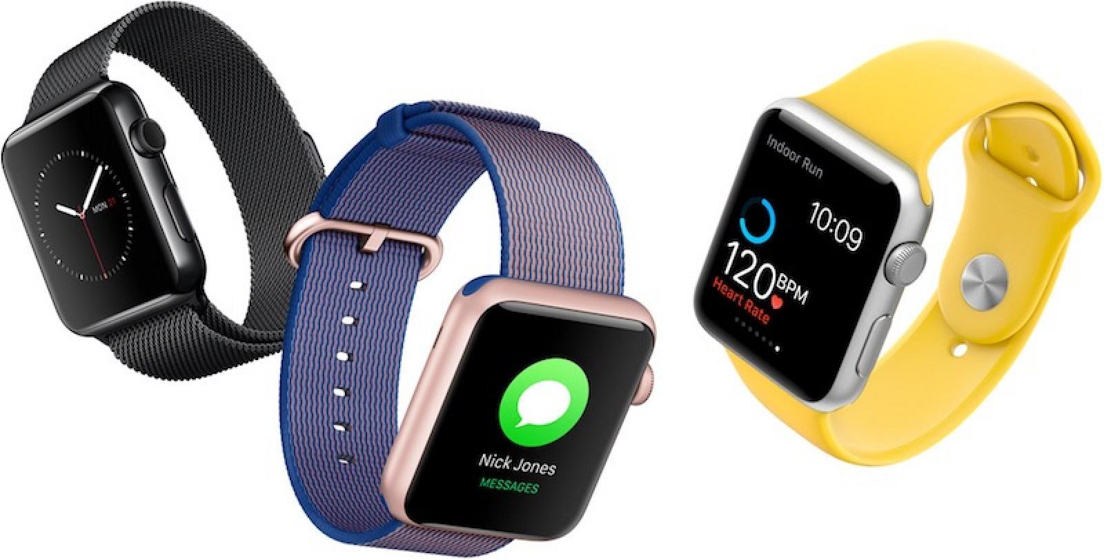 Megjött az Apple Watch szíjak legújabb kollekciója