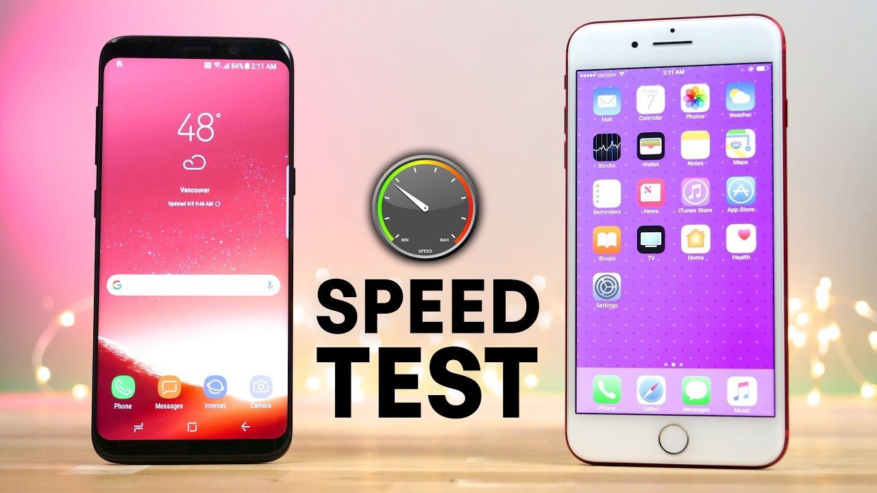 iphone 7 plus vs samsung s8