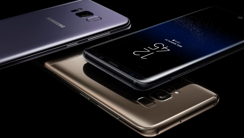 Galaxy S8 kijelző problémáról panaszkodnak a dél-koreai vásárlók