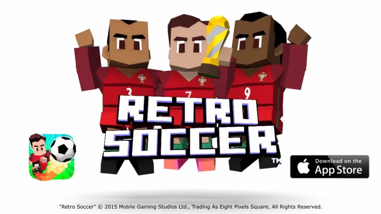 Retro Soccer・Ismerkedő