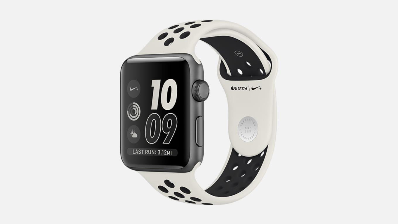 Itt a legújabb almás okosóra: Apple Watch NikeLab