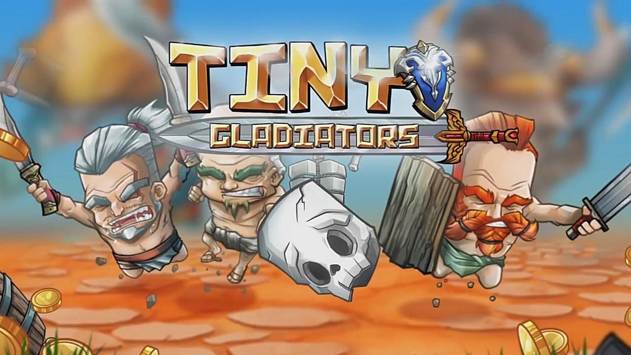 Tiny Gladiators・Ismerkedő