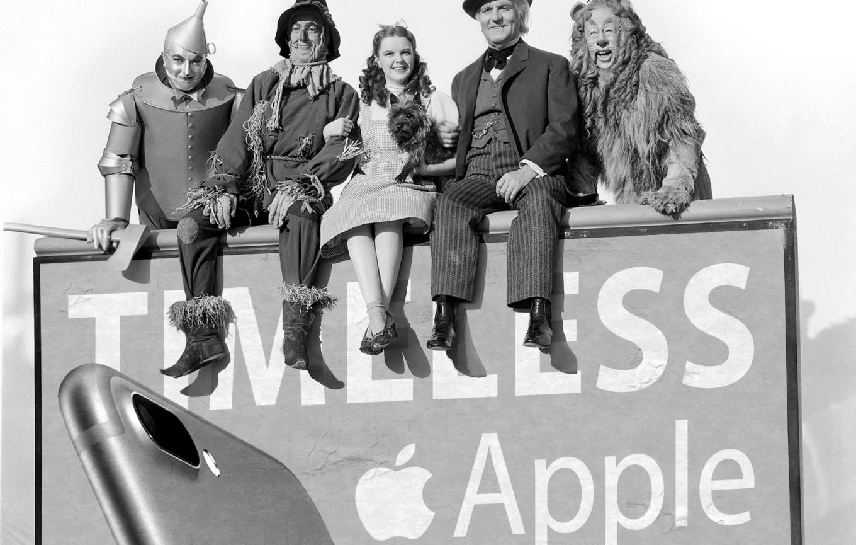 Már a klasszikus filmekben is voltak Apple eszközök?