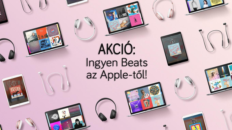 08. aug Apple akció  ingyen Beats füles MacBook és iPad Pro vásárláshoz 8af3679c3e