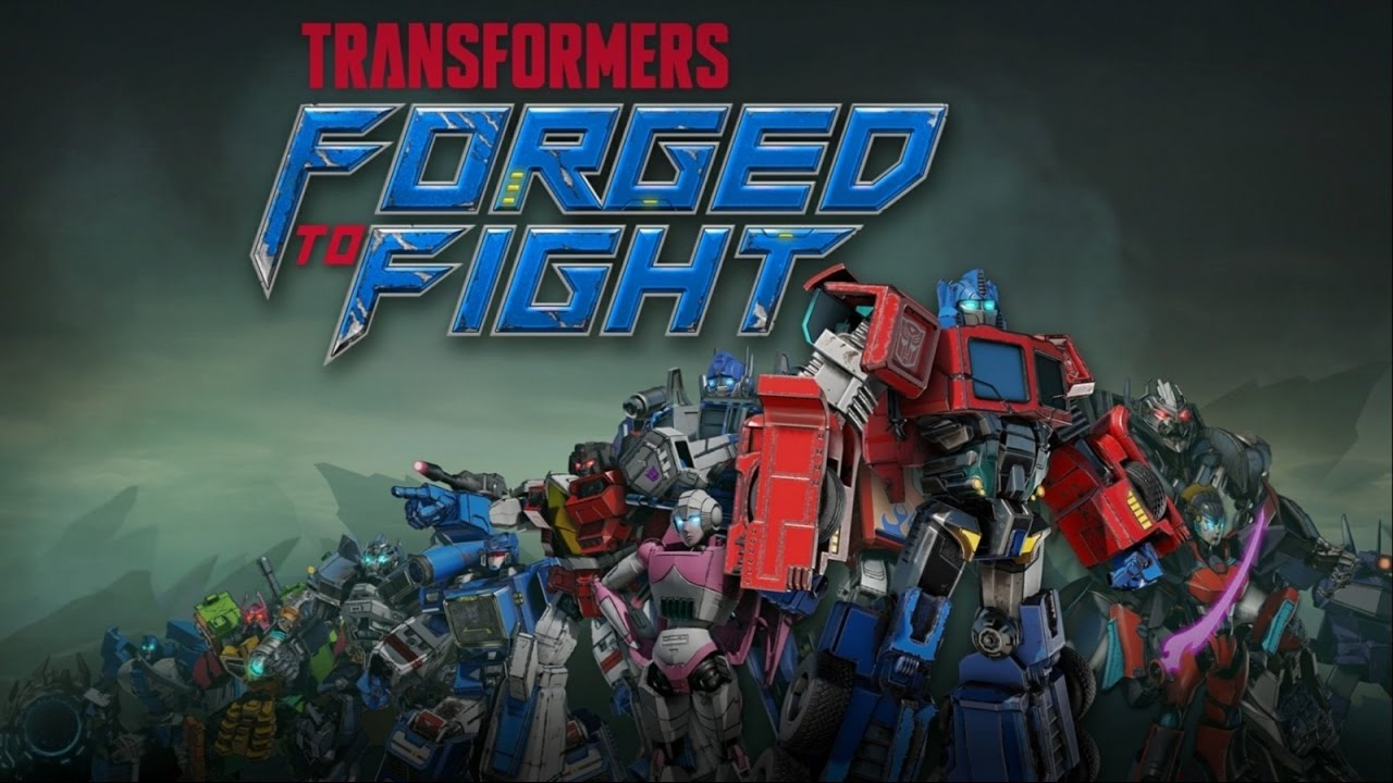 Transformers: Forged to Fight・Ismerkedő