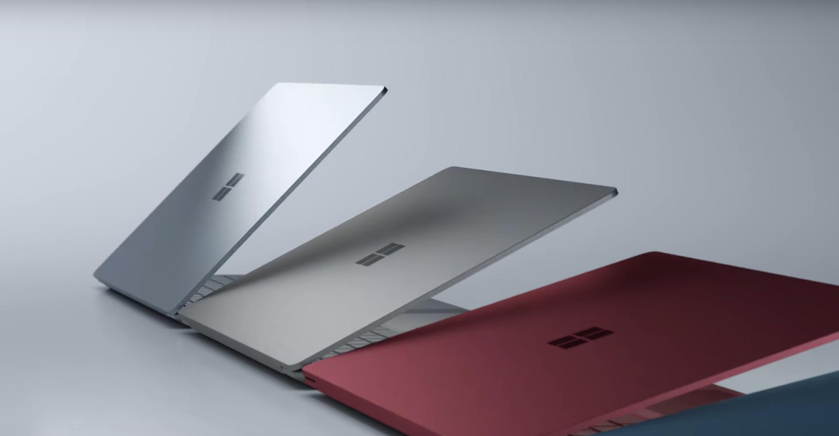 Megbízhatatlannak bizonyult a Surface laptop és tablet