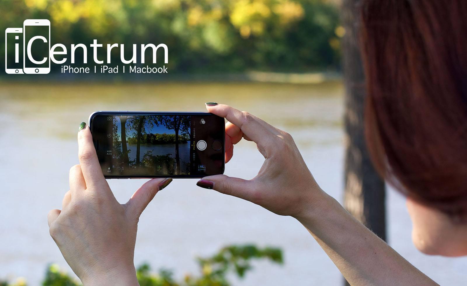 iCentrum iPhone elő- és hátlapi kamera csere akció!