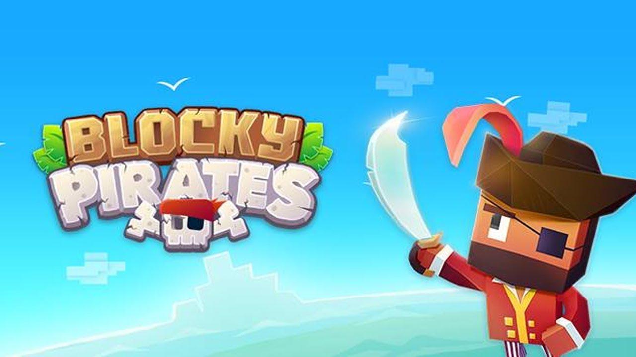 Blocky Pirates・Ismerkedő