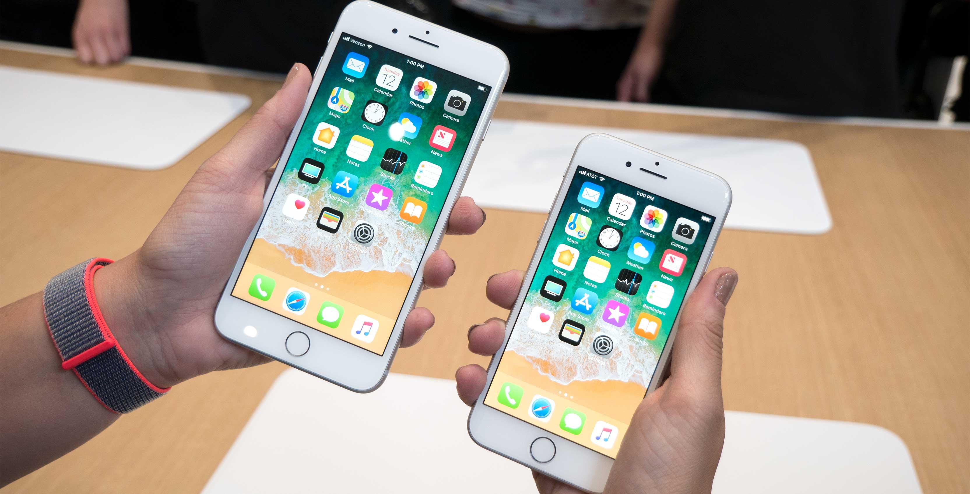 Az iPhone 8-ból szerencsére nem lesz hiány
