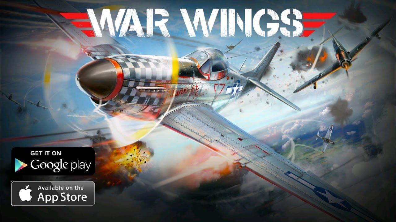 War Wings・Ismerkedő