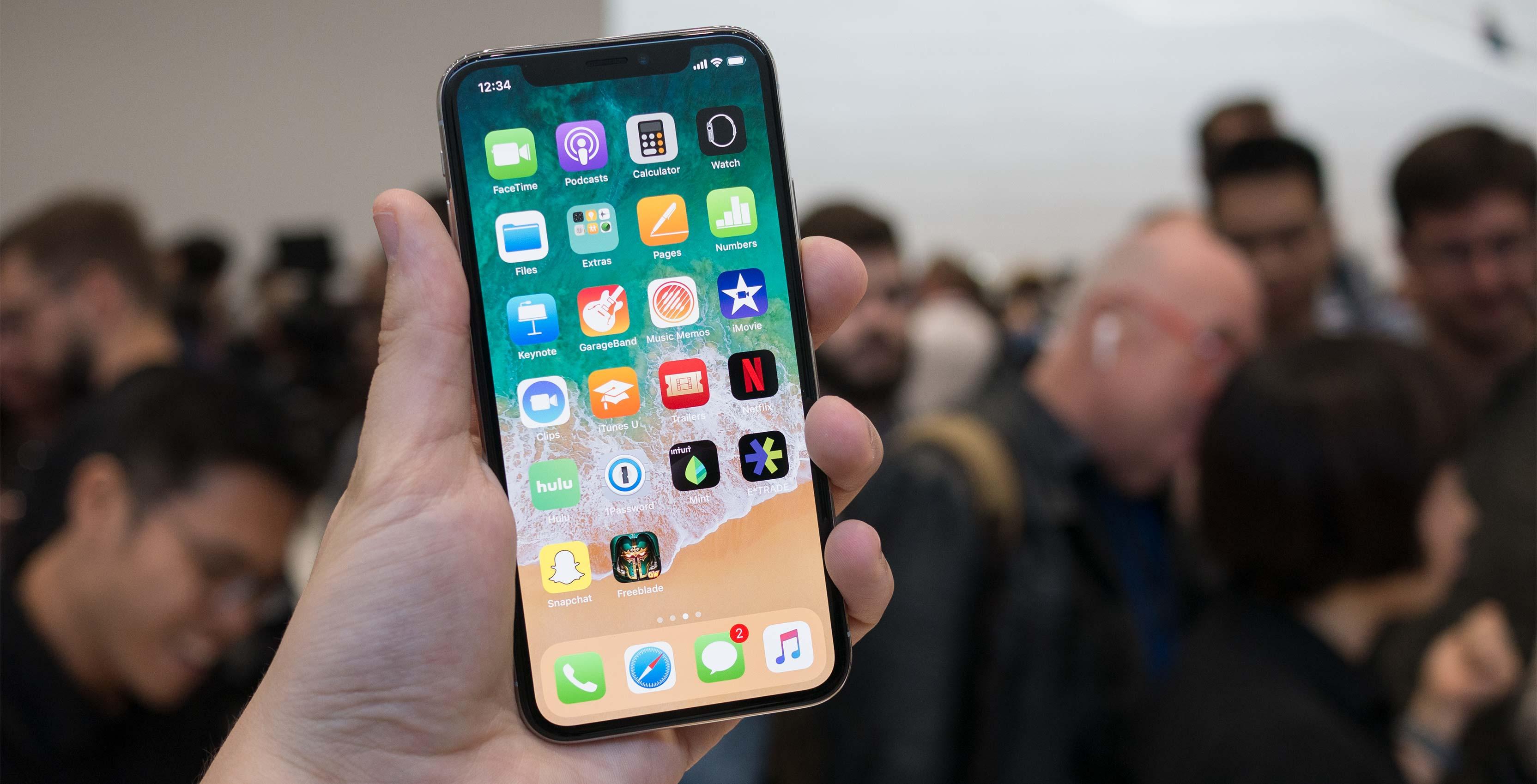 Ennyit keres a Samsung minden egyes iPhone X után