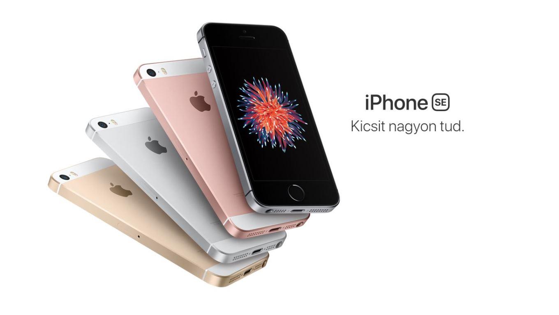 6 ok, amiért érdemesebb iPhone SE-t venni a legújabb almás mobiloknál