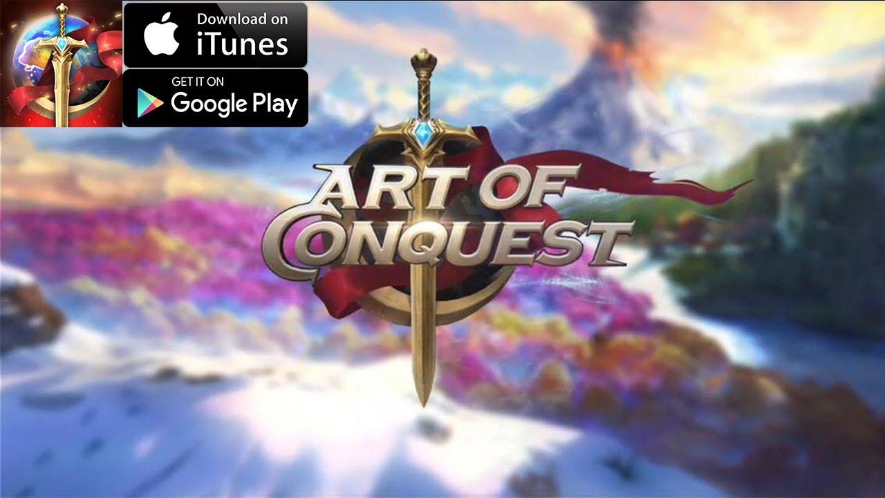 Art of Conquest・Tesztlabor