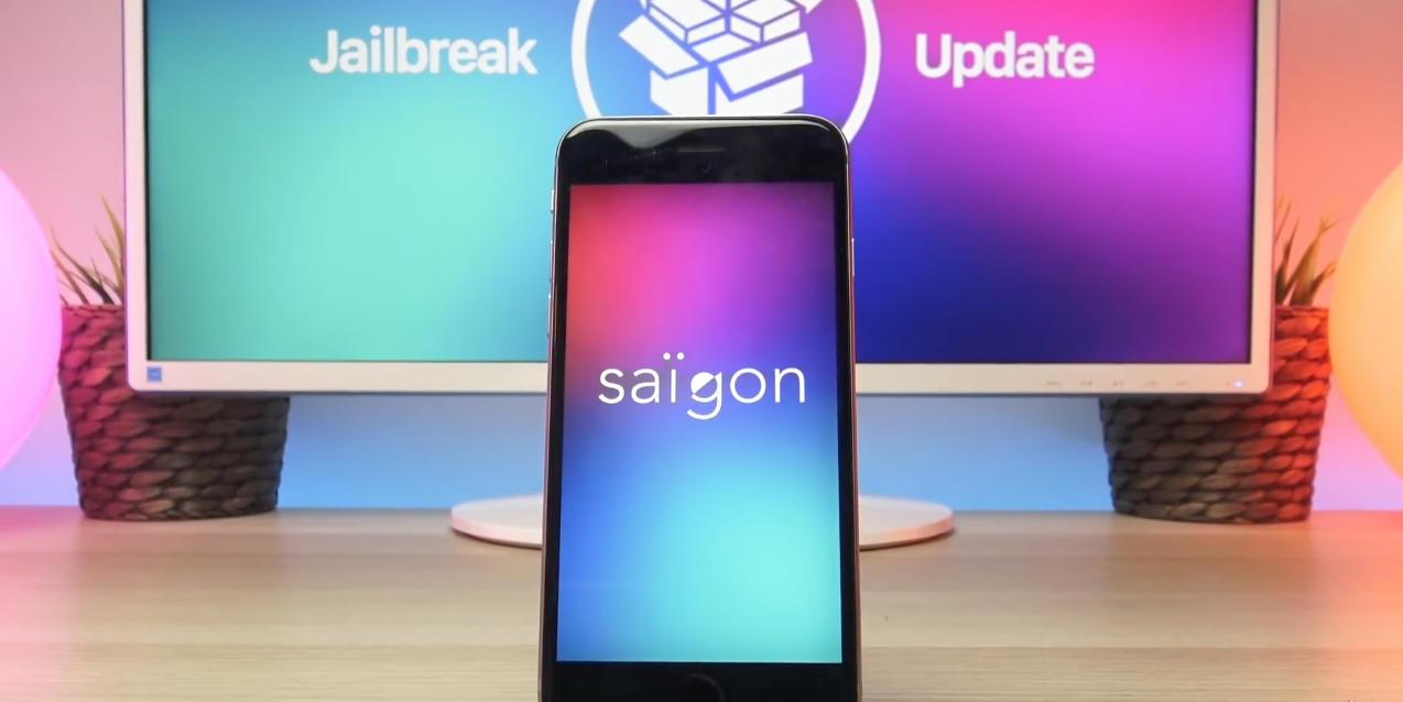 Saigon Jailbreak 10.2.1 és iOS 11.1 Beta 3 [video]