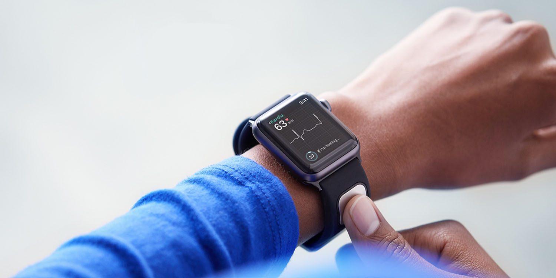 Nemsokára EKG kerülhet az Apple Watch-okba
