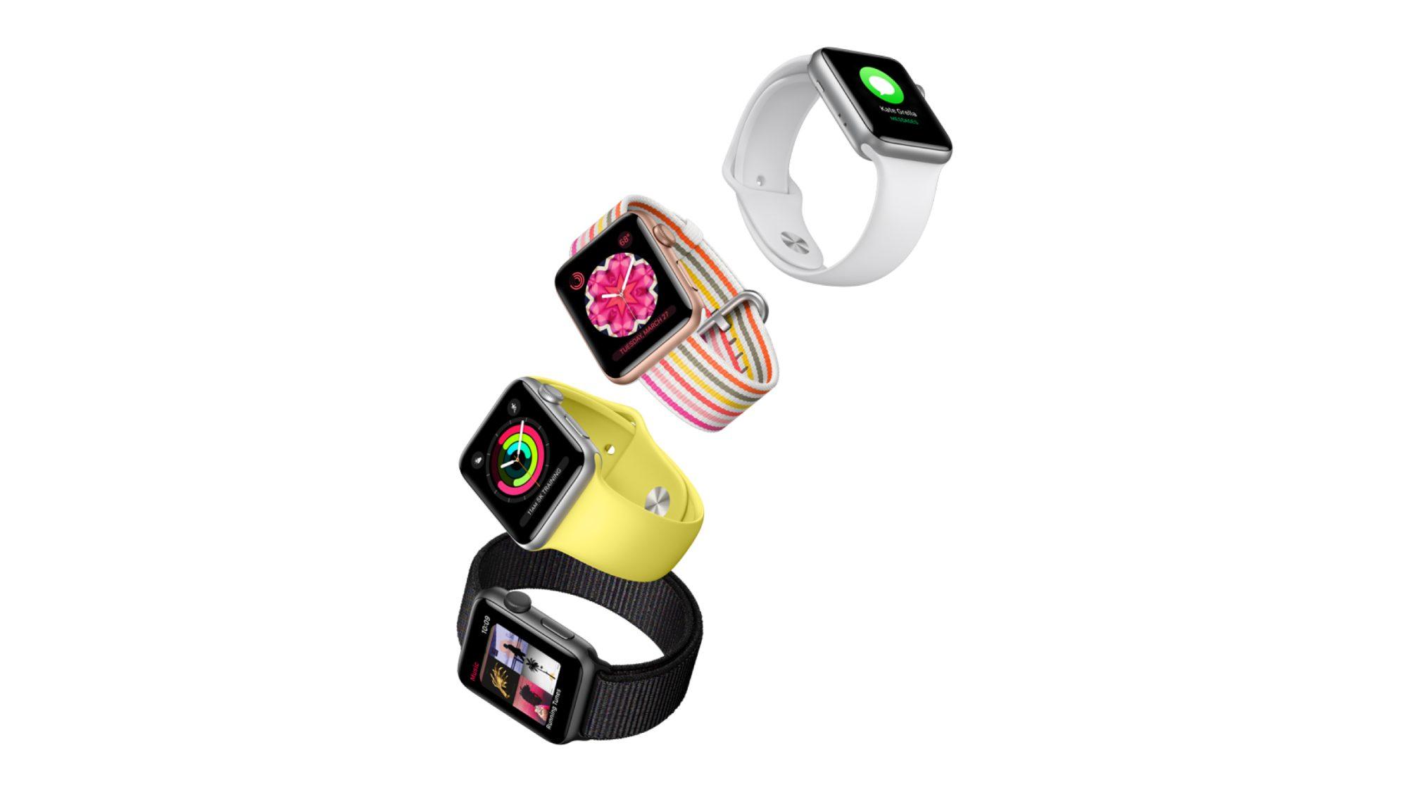 Jöhetnek a külsős Apple Watch számlapok
