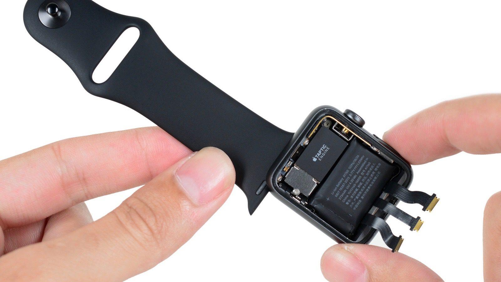 Az Apple 3 éves javítási programot biztosít az Apple Watch Series 2 okosórákhoz