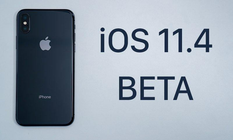 Ez gyors volt, itt az iOS 11.4 Publikus béta 6