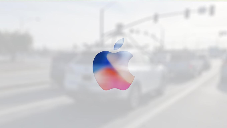Erre készül az Apple a saját önvezető rendszerével