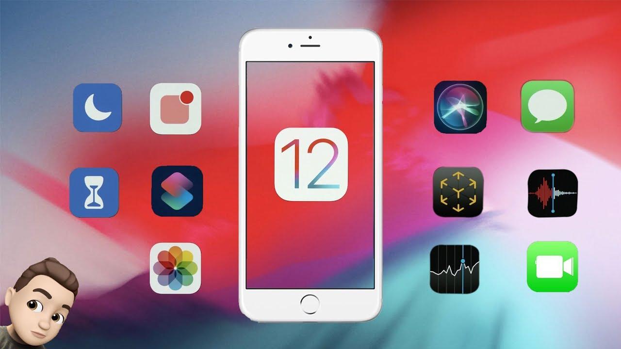 Az iOS 12 legfontosabb újításai [videó]