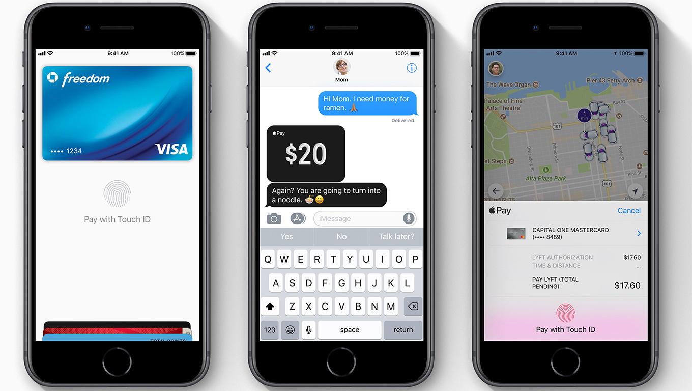 Ezért lehet nehezebb csajozni, ha az Apple Pay-t használod