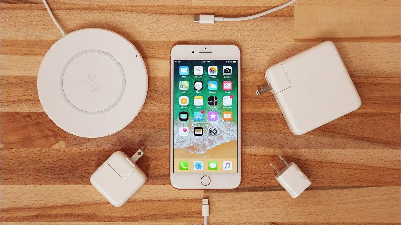 Még tovább gyorsulhat az iPhone-ok töltése