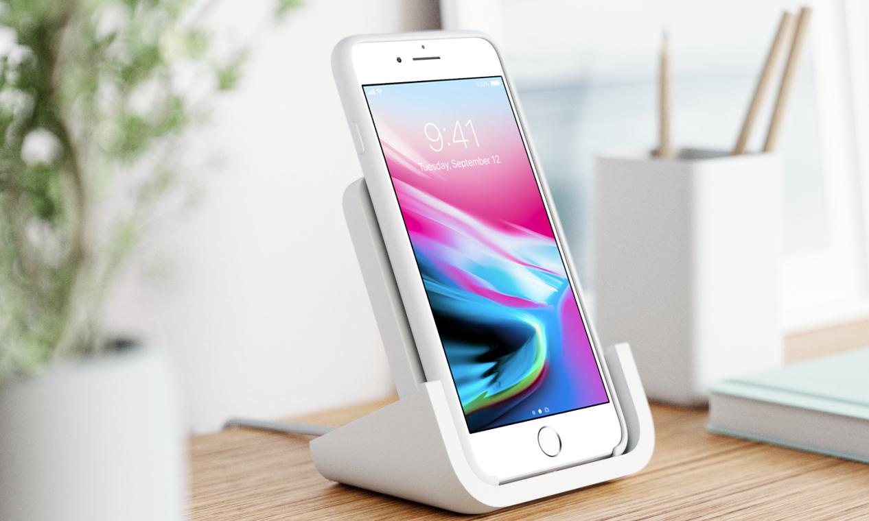 Stílusos új iPhone-töltő érkezett