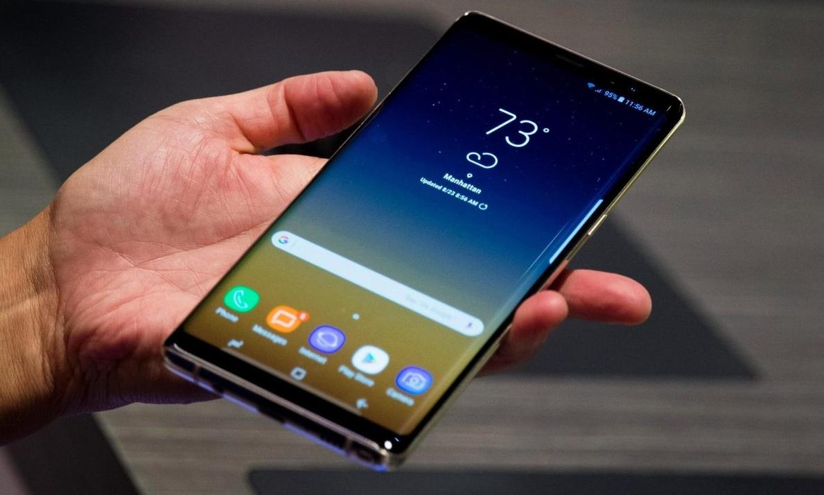 Ebben a mobilban van a világ legjobb kijelzője