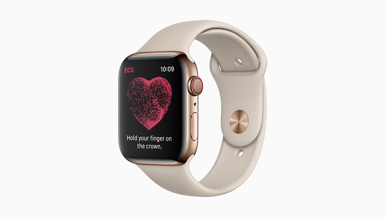 Hidegzuhany: nálunk egyelőre nem lesz EKG az új Watch-ban