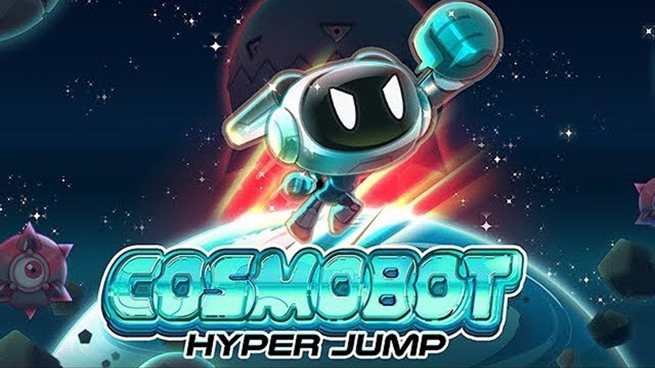 Cosmobot - Hyper Jump・Tesztlabor