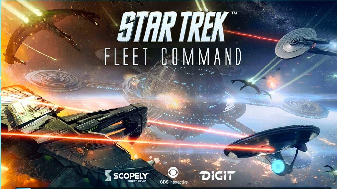 Star Trek: Fleet Command・Tesztlabor