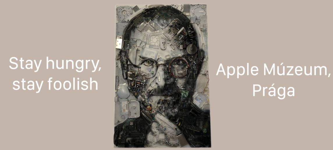 Think Different   Apple Múzeum, Prága [videó]