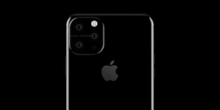 iPhone 11 pletykák: 3 hátlapi kamera, új Wi-Fi szabvány, USB-C támogatás