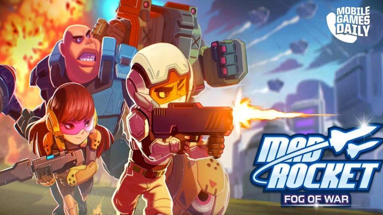 Mad Rocket: Fog of War・Tesztlabor