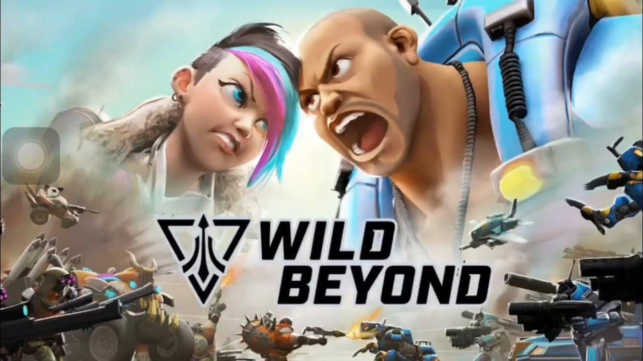 Wild Beyond・Tesztlabor