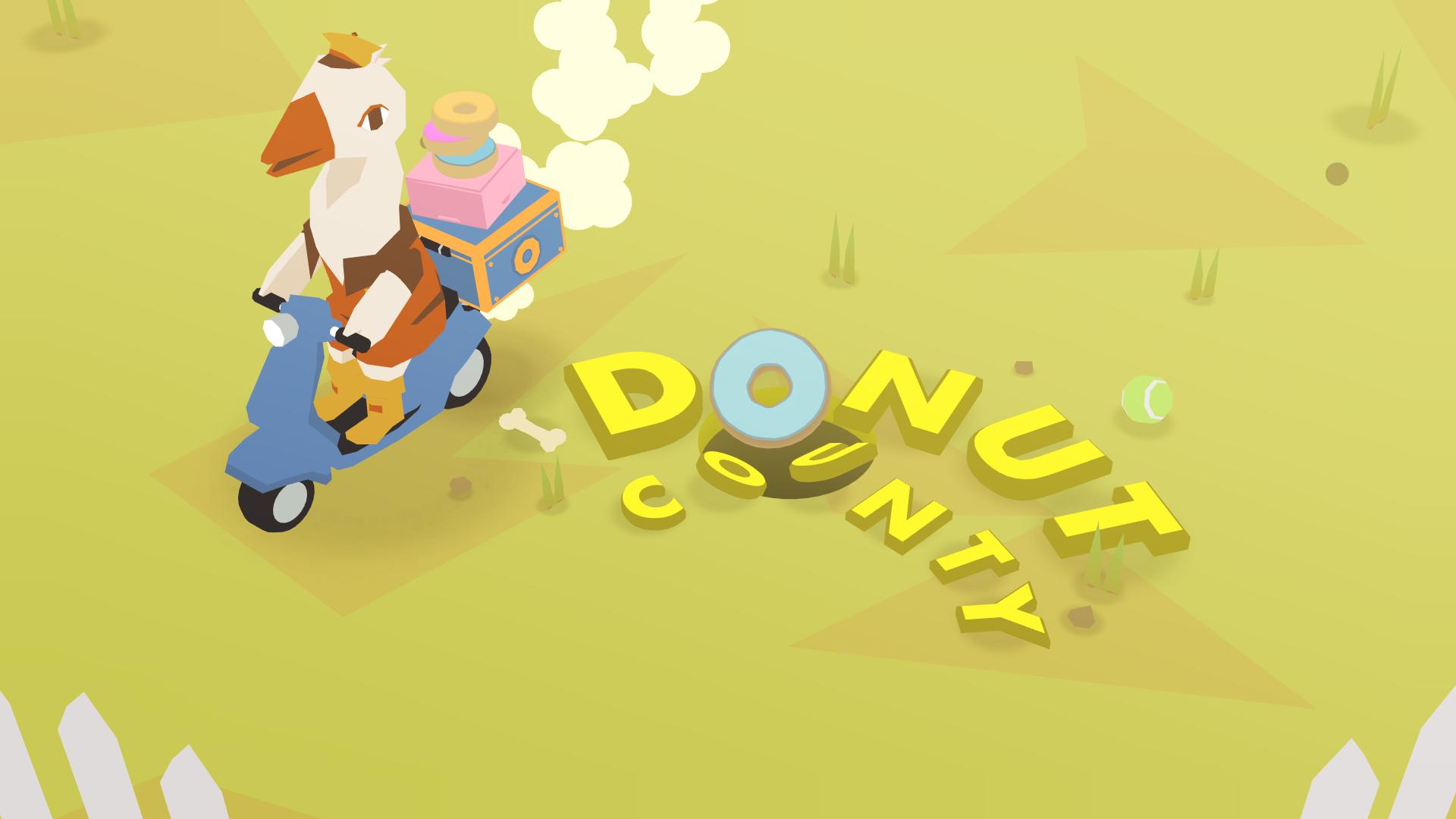Donut County・Tesztlabor