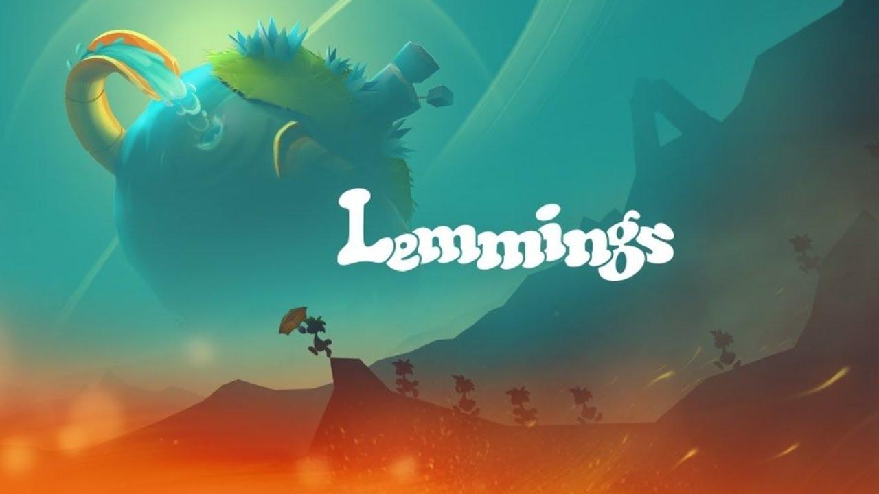 Lemmings・Tesztlabor