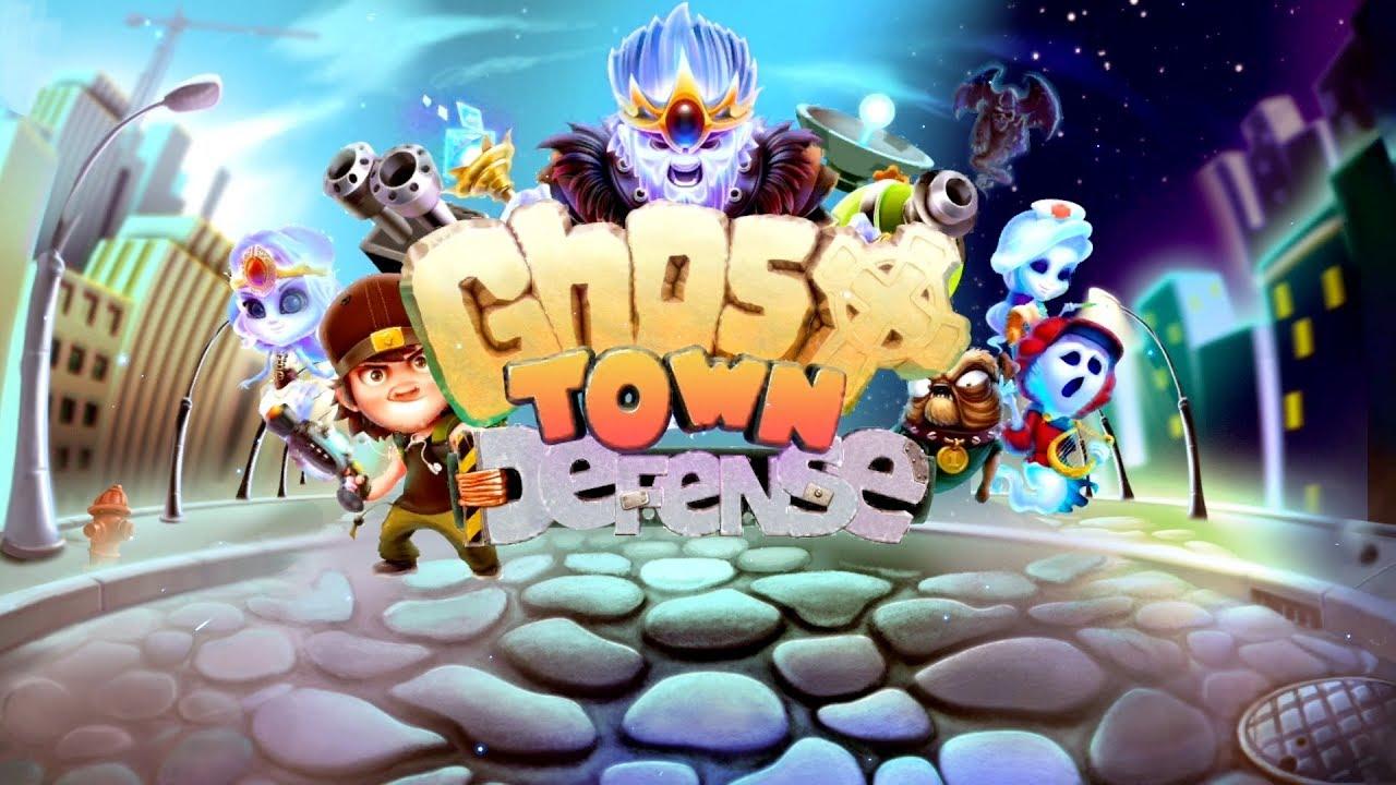 Ghost Town TD・Tesztlabor